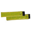 Wowow Reflex-bindning 25 mm bred gul
